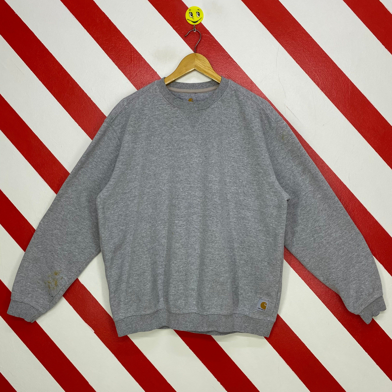 Vintage Carhartt Sweatshirt Crewneck Carhartt Sweater Pullover Etsy In 2021 Carhartt Sweatshirts Carhartt Workwear 90s Streetwear [ 3000 x 3000 Pixel ]