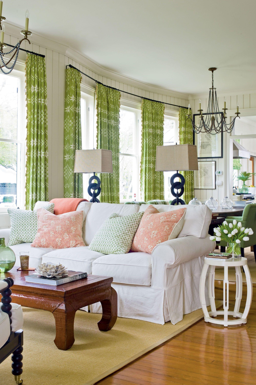 100 comfy cottage rooms  formal living room designs