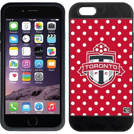 Toronto FC Polka Dots Design on Apple iPhone 6 Guardian Case