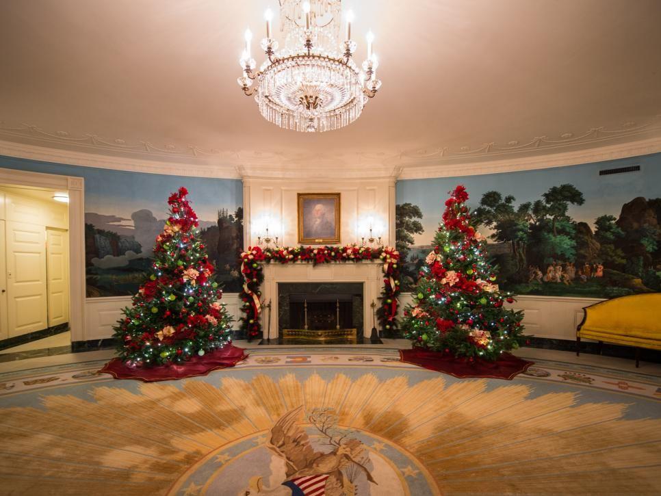 White House Christmas Tour 2016 Part I White House Christmas Christmas Tours Christmas