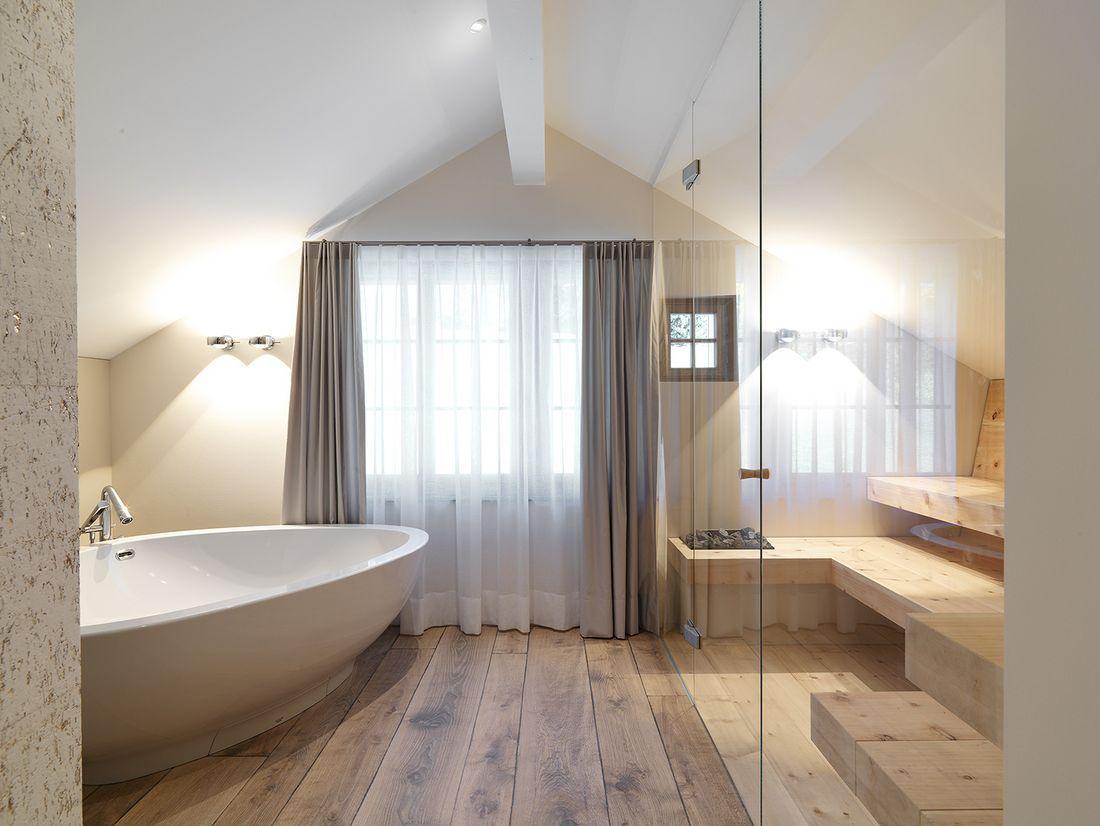 Wohnräume : Innenarchitektur : Thomas Sutter AG, Appenzell | Bäder ...