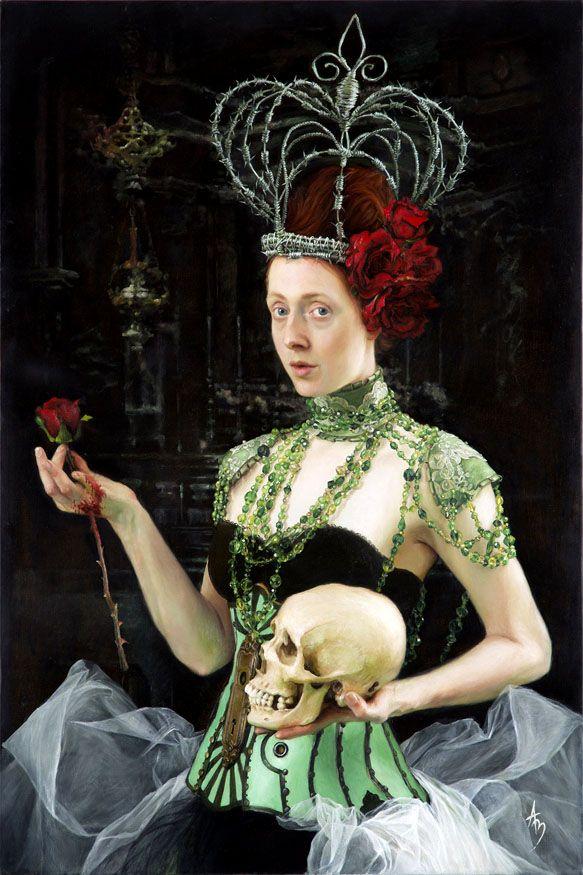 alexandra_queen of sorrow