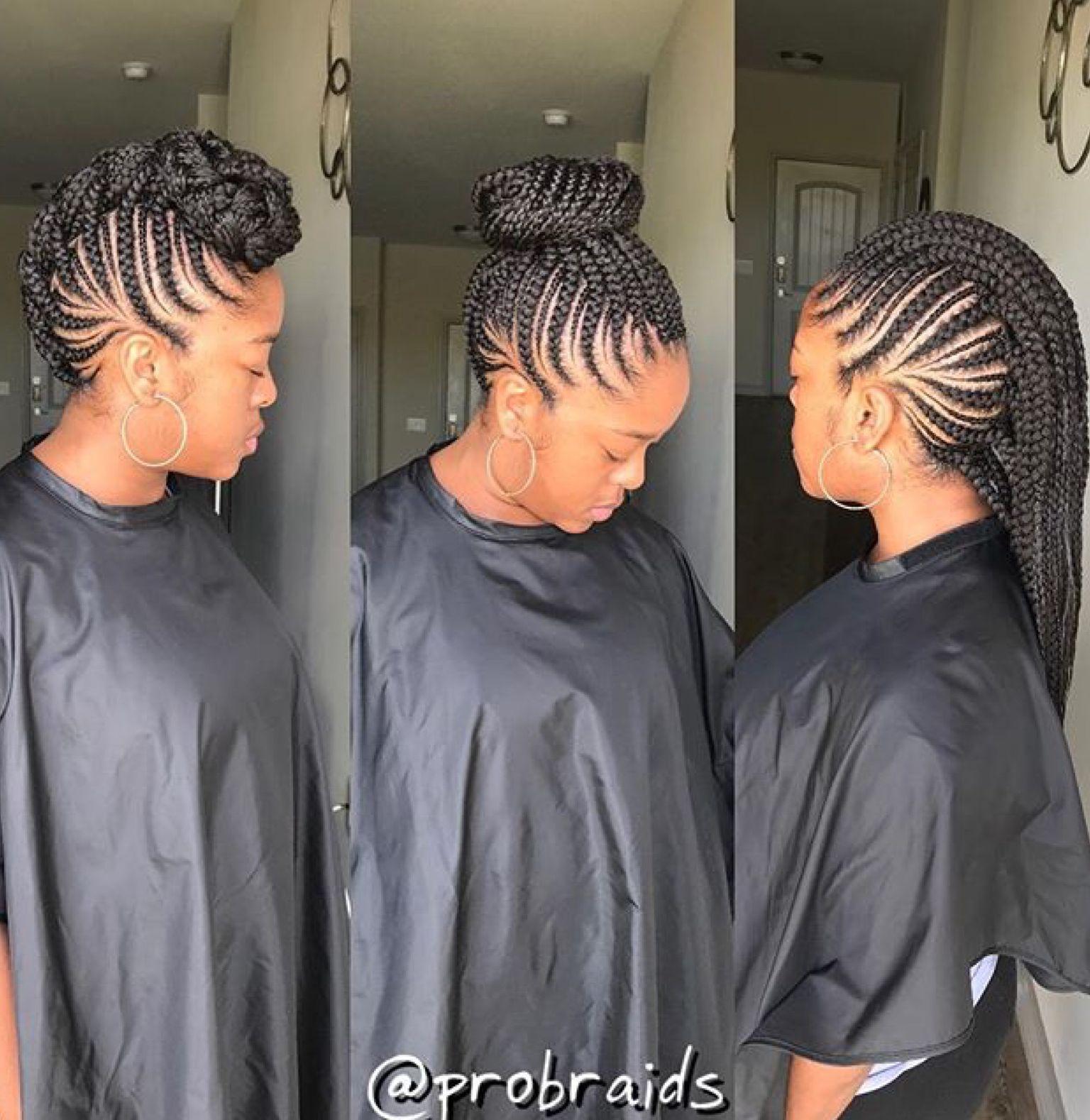 Cornrow Mohawk Braided Mohawk Hairstyles African Braids Hairstyles Braided Mohawk Black Hair