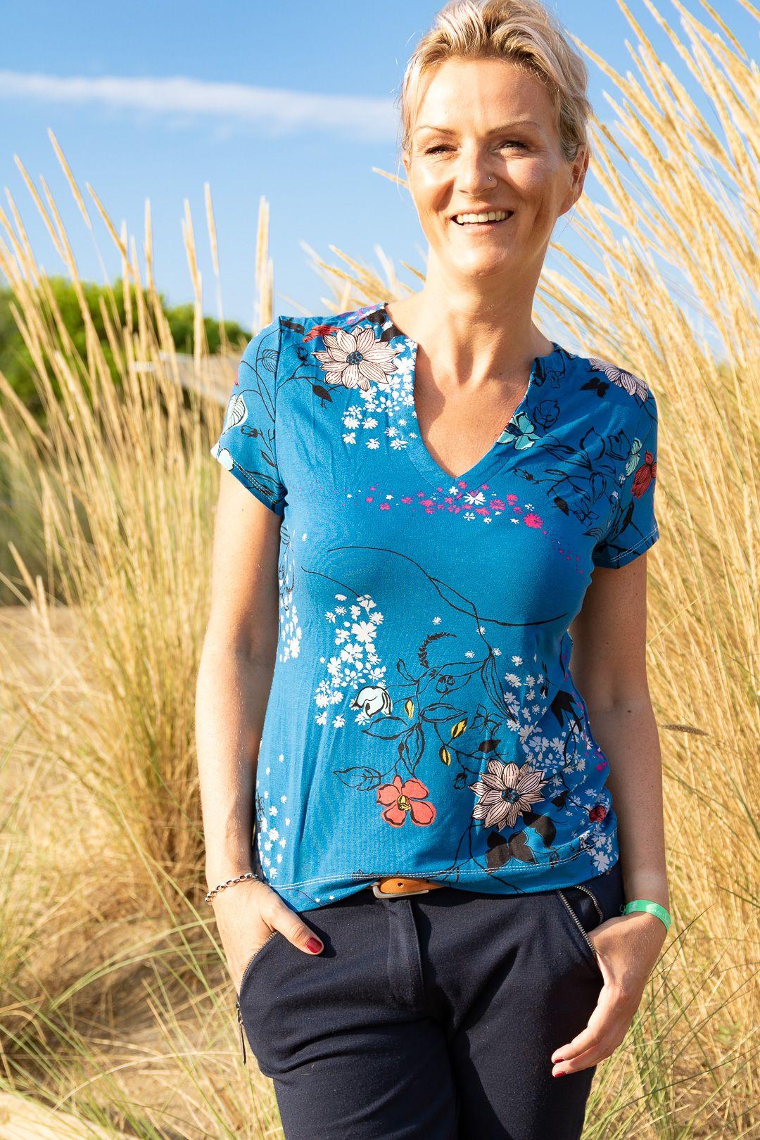 Photo of Nye mønstre: Kilia-kjole, Milia maxi-kjole og Silia-skjorte