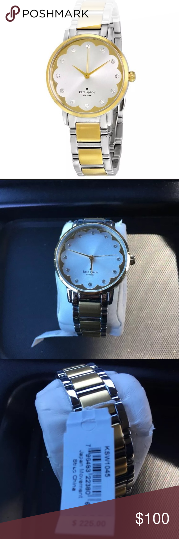 Kate spade watch u new without box u just watch with working battery