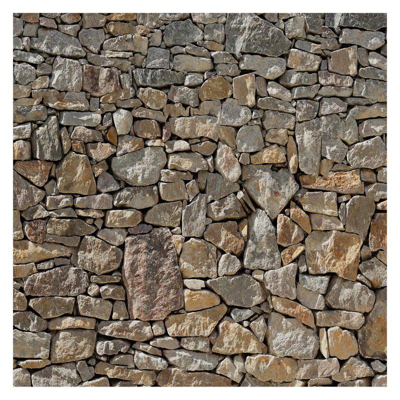 Komar Stone Wall Mural   8 727 Part 6