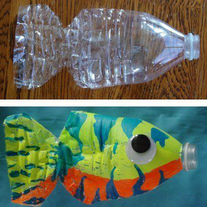 25 plastic bottle crafts for kids water bottle ideas plastic bottle crafts bottle crafts. Black Bedroom Furniture Sets. Home Design Ideas