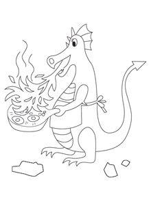 dragon coloring pages | Dragon coloring page, Coloring ...