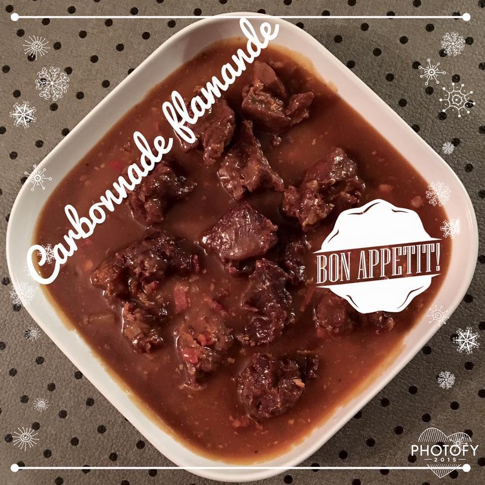 Recette au cookeo un incontournable de la cuisine du nord de la france la carbonnade flamande - Cuisine du nord de la france ...