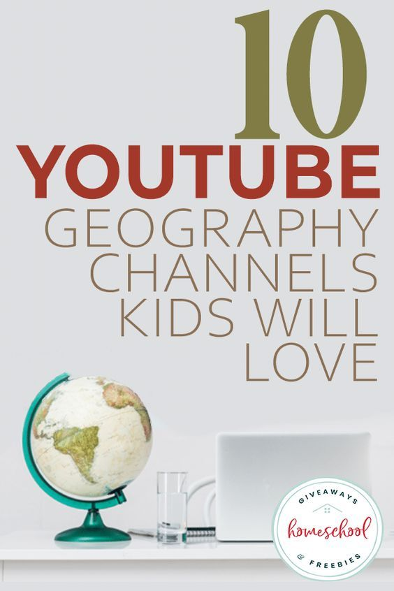 Photo of 10 YouTube Geography Channels Kids Will Love – Homeschool Giveaways