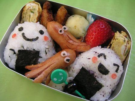 Easy japanese bento box recipes