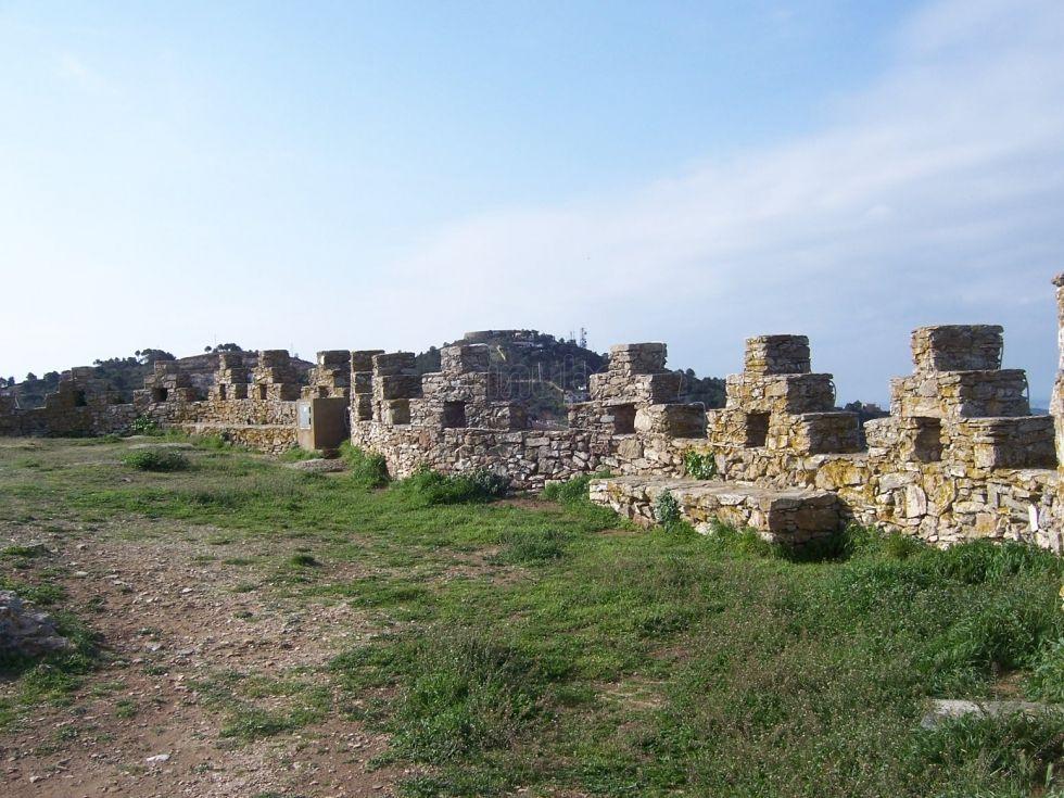 Castillo De Begur Begur