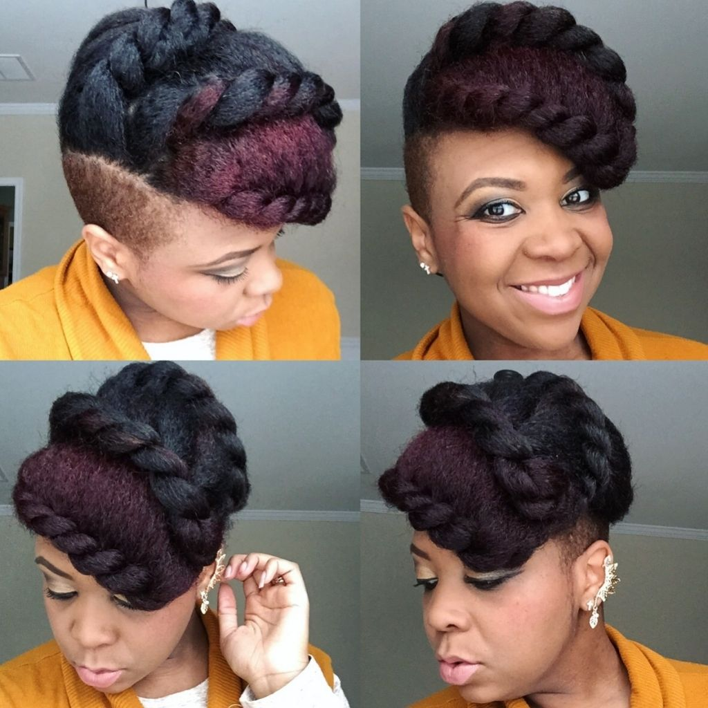 Flat twist updo hairstyles natural hair flat twist updo tutorial flat twist updo hairstyles natural hair flat twist updo tutorial baditri Images