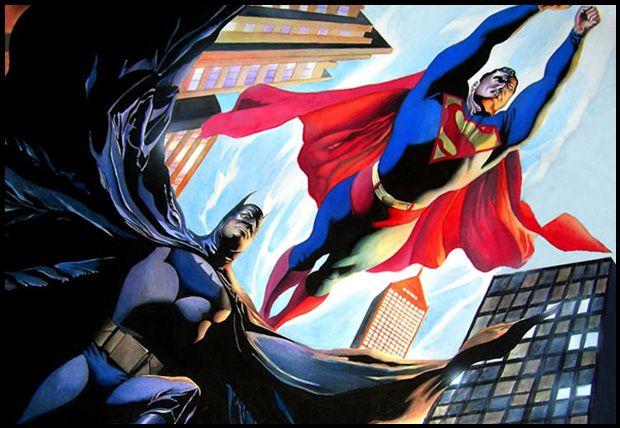 ¿Habrá referencias a Batman en El hombre de acero?  | Cine PREMIERE