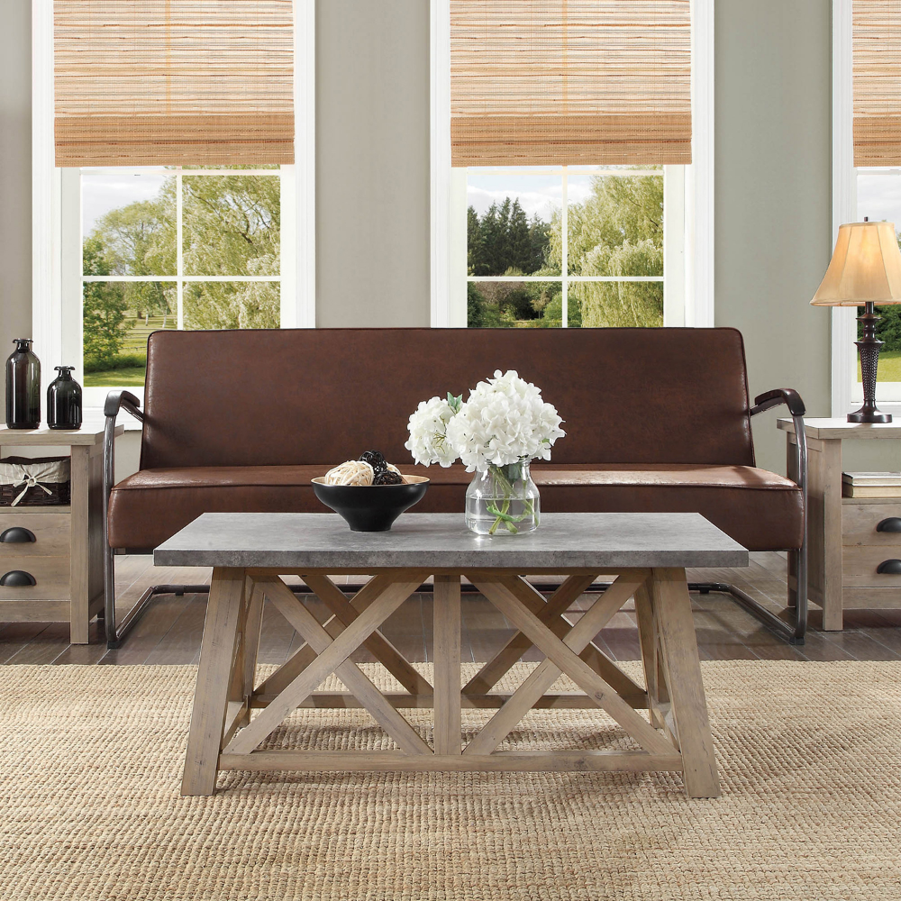 Home Modern farmhouse coffee table, Farm house living