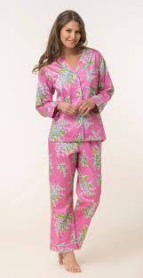 Granny S Lily Of The Valley Pajamas Cotton Pajama Sets Pajamas Women