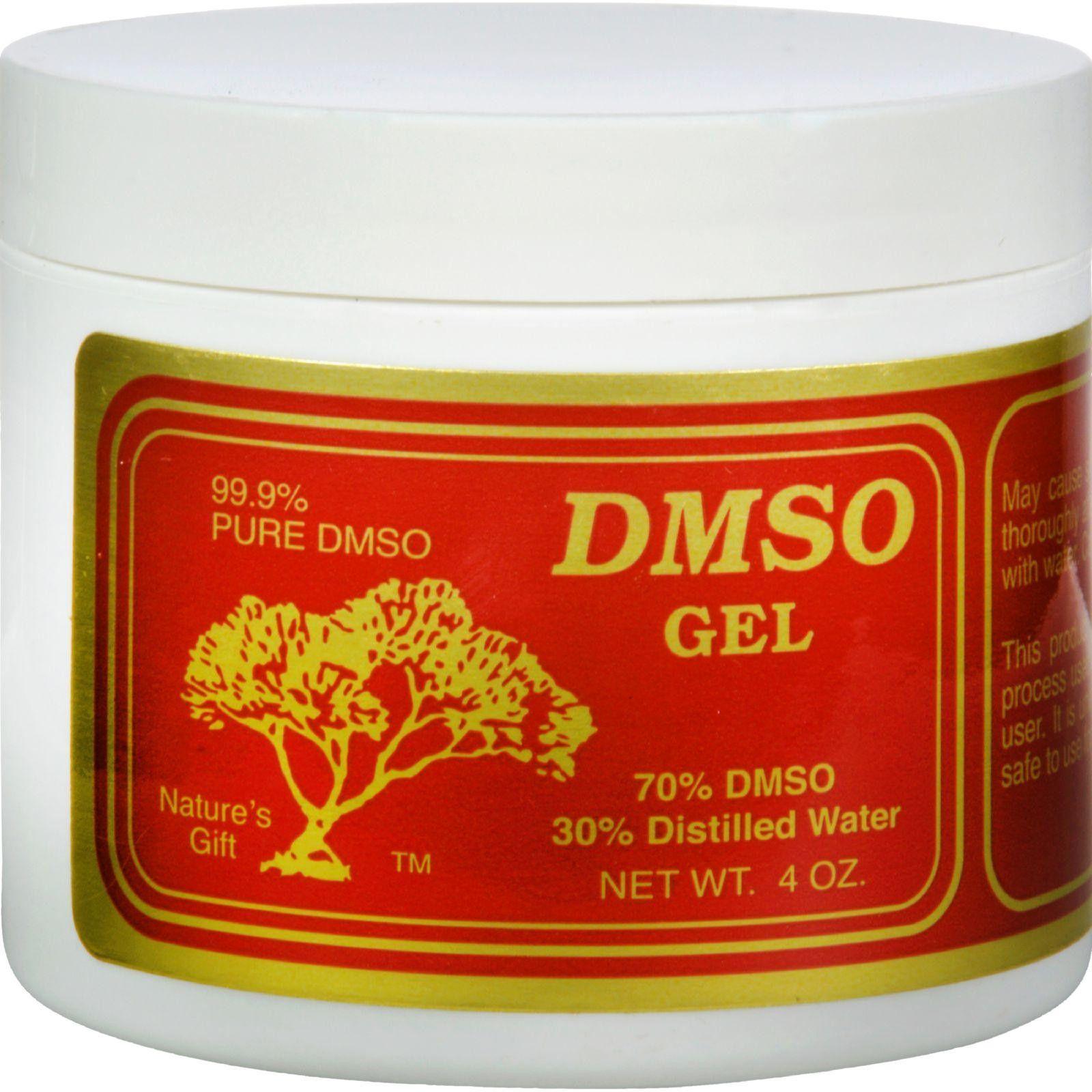 Dmso Gel 70 30 Unfragranced 4 Oz Natural Gifts Rose Scented Products Gel