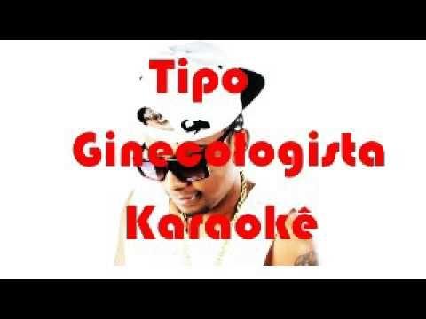 Mc Th Tipo Ginecologista Karaoke Oficial Audio Instrumental