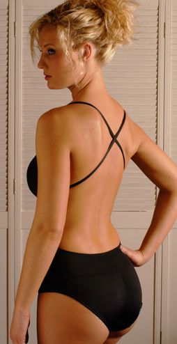 bc167a871d Convertible Backless Body Shaper. Featutres Brief style bottom - Soft cups  with inside push up
