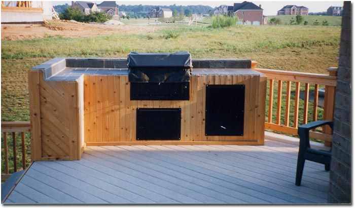 Google image result for for Outdoor patio built in grills