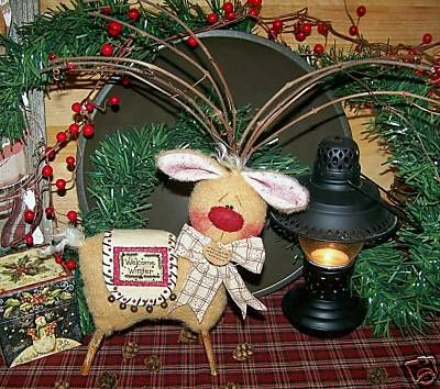 primitive christmas Have a Very Merry Primitive Christmas