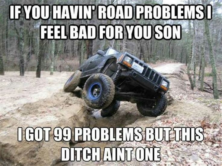 Best 4x4 Snow Tires >> Image result for jeep memes | Crazy | Pinterest