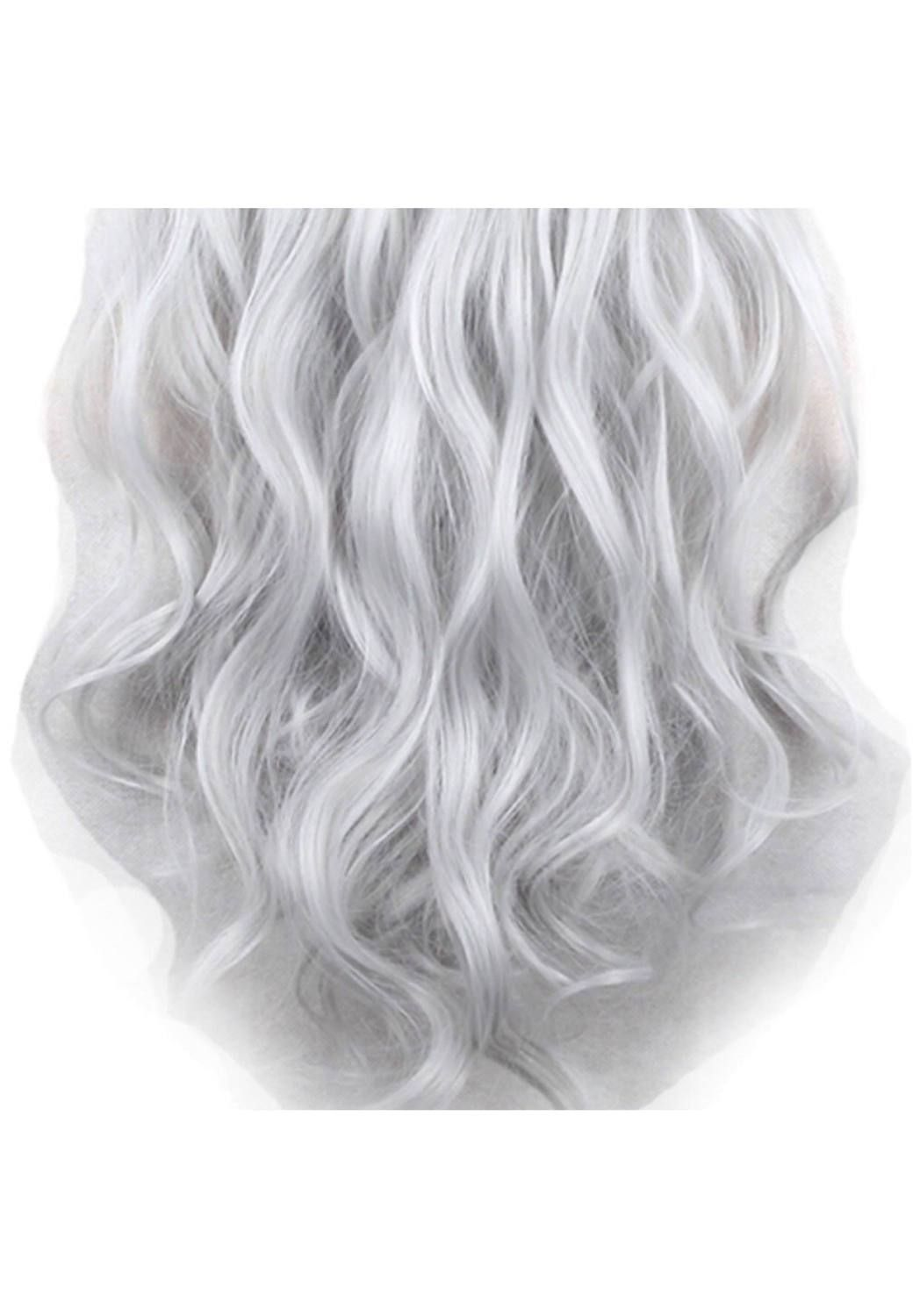 Product Info Hair Color Silver Hair Hair Attachment Clip In Hair