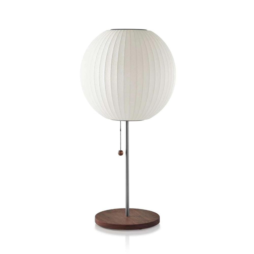 Nelson Bubble Lamp Ball Desk Lamp In 2020 Nelson Bubble Lamp George Nelson Bubble Lamp Bubble Lamps