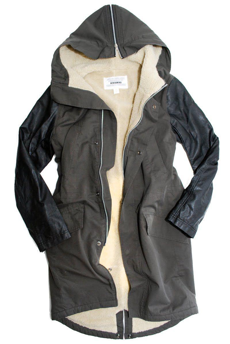 Solid Full-Zip Anorak Jacket from Aeropostale | aeropostale | the ...