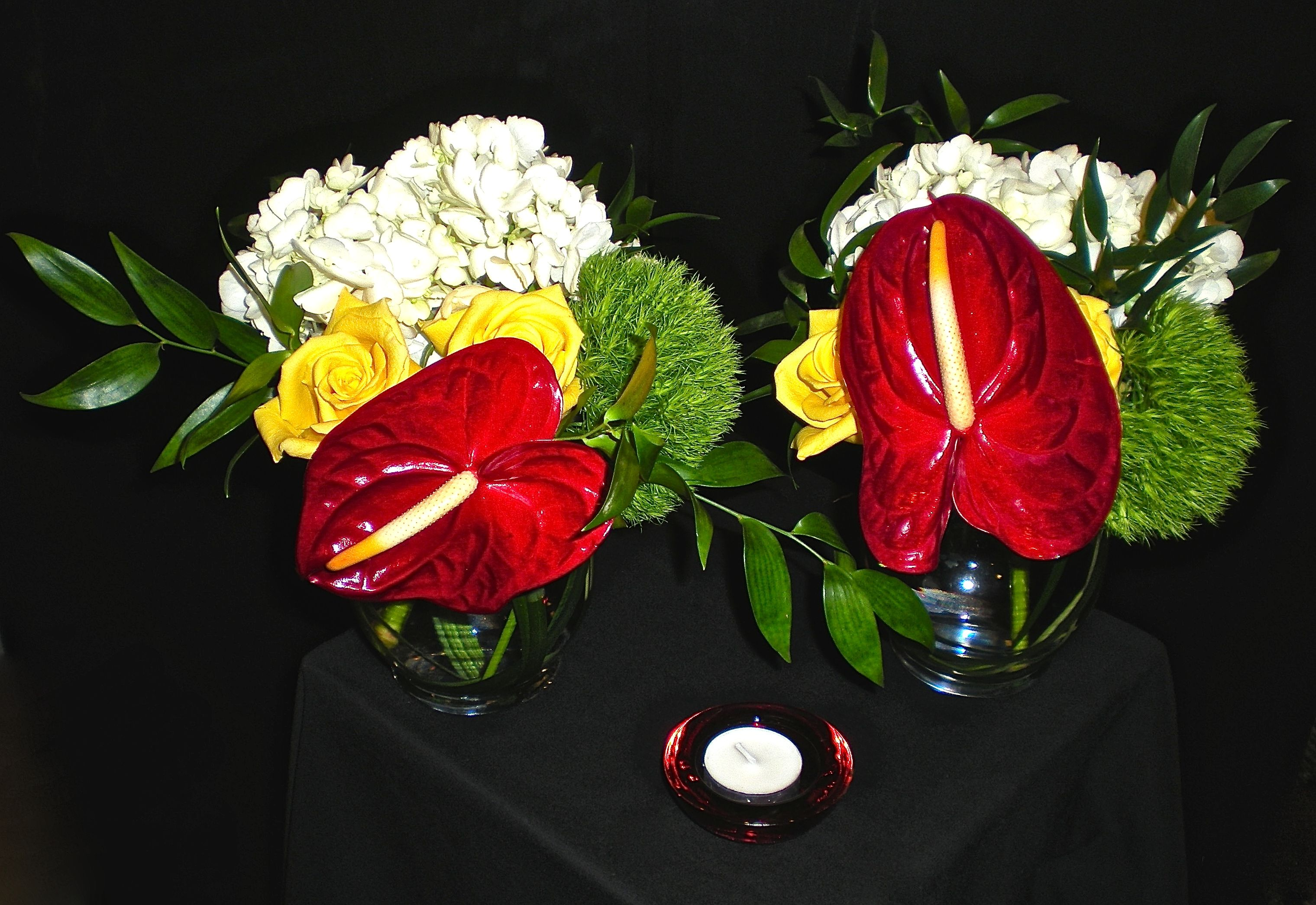 Special Event Floral Arrangements From Fuji Floral Design