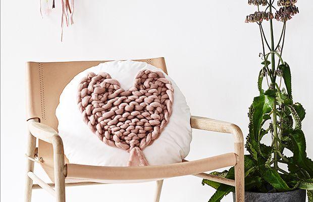 Happy Valentine's Day! Passend zum Valentinstag dieses Jahr hat uns die Bloggerin Anette von Lebenslustiger.com mit einer exklusiven Anleitung für ihr groß