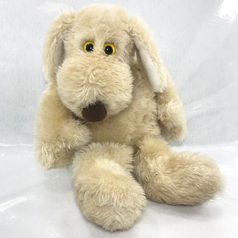 Jumbo Pokemon Plush, Vintage 1980 Francesca Hoerlein Le Mutt Large Plush Dog 80 039 S Nice 02 Ebay Plush Dog Red Scarves Teddy Bear