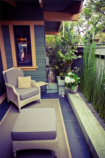PATIO PEQUEÑO | TEST #11 | Pinterest | Patios, Outdoor spaces and Spaces
