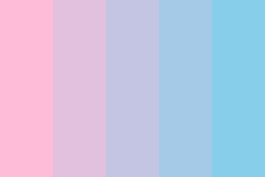 Image Result For Cotton Candy Color Palette Pink Blue Purple