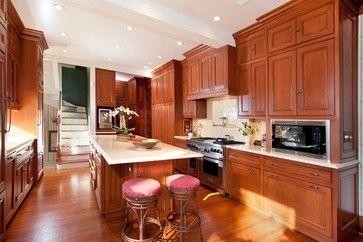 Gordon Terrace - traditional - kitchen - chicago - Elizabeth Taich Design