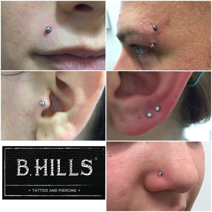 Photo of #piercing #ear #noise #eyebrow #tragus #monroe – – –