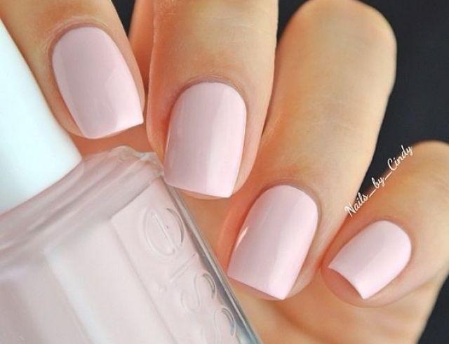 Нежные цвета дизайн ногтей