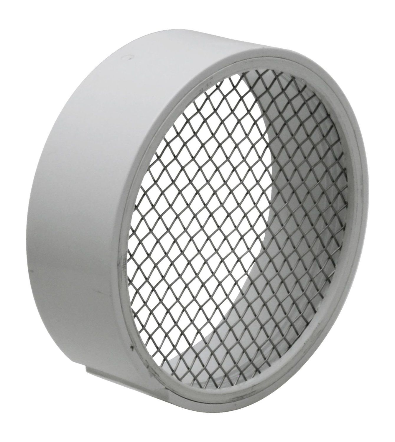 Raven Tvs2ss Pvc Termination Vent With Stainless Steel Screen 2 For More Information Visit Image Link Stainless Steel Screen Pvc Fittings Stainless