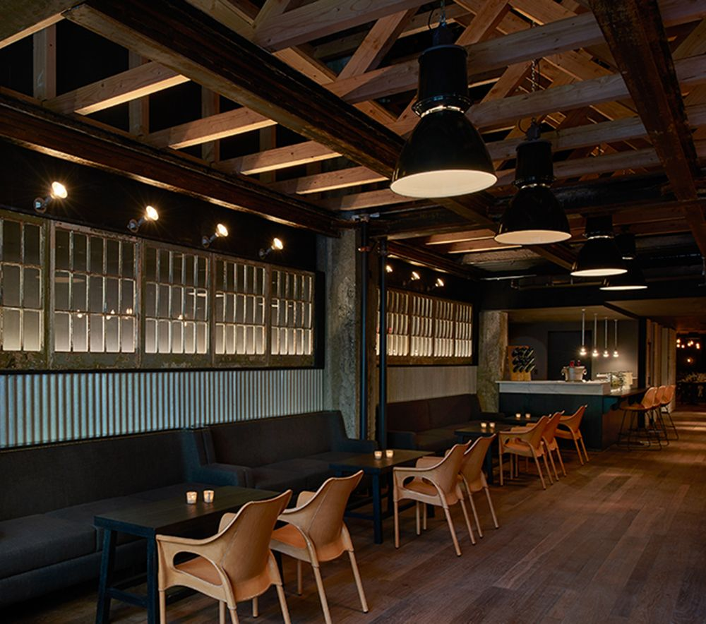 Black Barn Black Barn Commercial Interior Design Barn Cafe