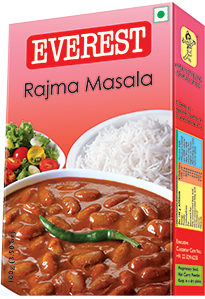 Rajma Masala | Everest Spices | Everest | Spices, Beef, Dishes
