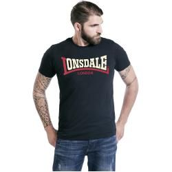 Photo of Lonsdale London Two Tone T-Shirt Lonsdale