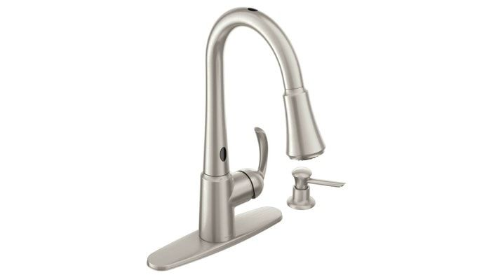 Different Types of Kitchen Faucets | Design | Touchless ...