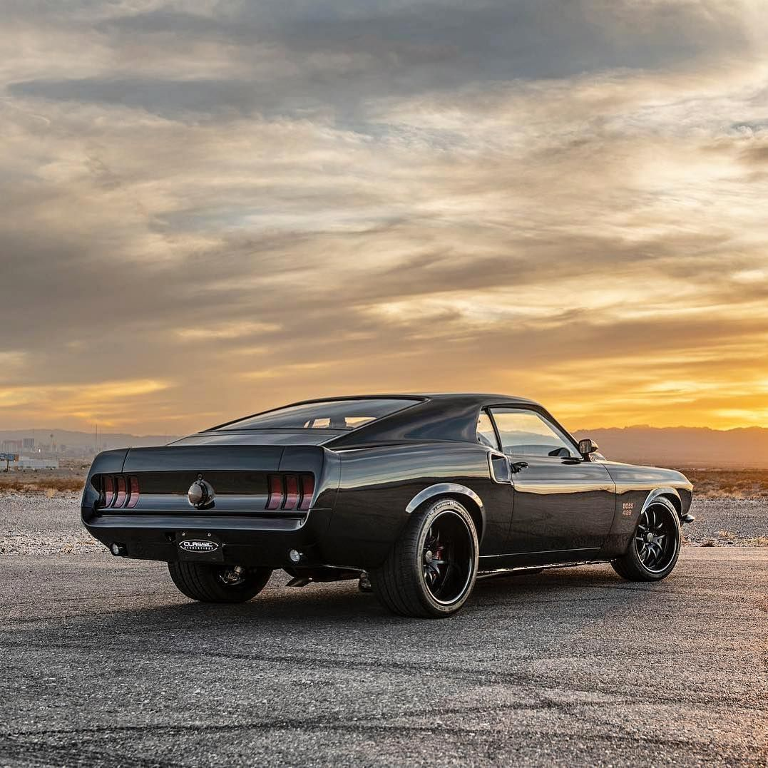 Vintage Mustangs On Instagram What A Build Car 1969 Boss 429