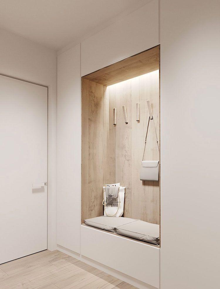 100 idee di arredamento per un ingresso moderno for Arredamenti per ingresso appartamento