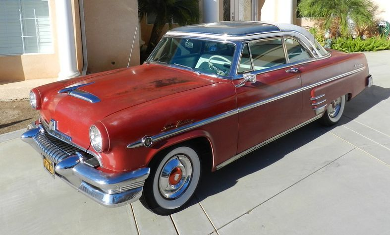 Rare Glass Top 1954 Mercury Monterey Sun Valley Classic Cars Usa Classic Cars Best Classic Cars
