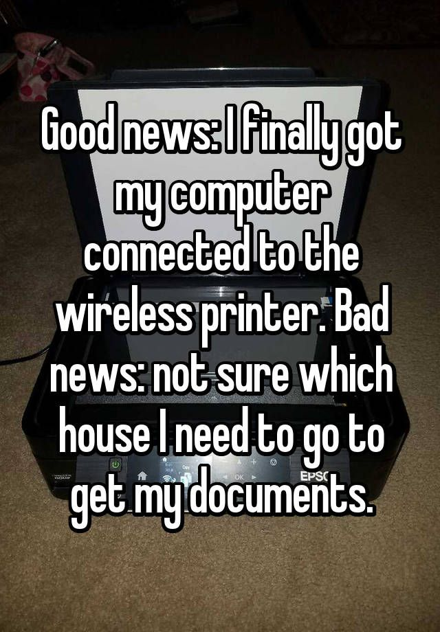 how to connect my wireless printer to my computer