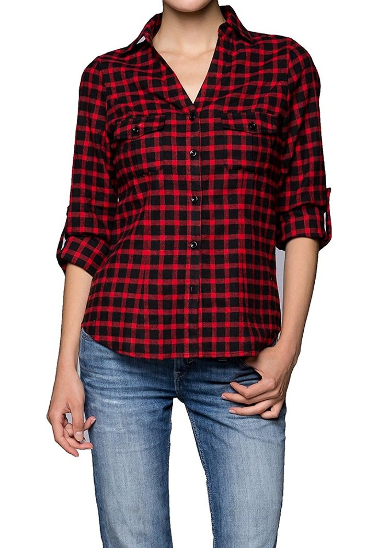 ee557d2a Long Sleeve Button Down Shirts For Juniors - Barrier Surveillance