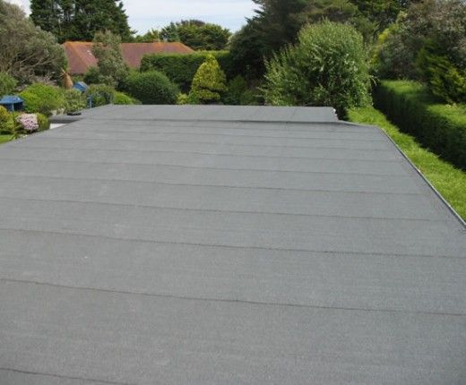 Best Which Is The Best Flat Roof System Felt Epdm Rubber Or 400 x 300
