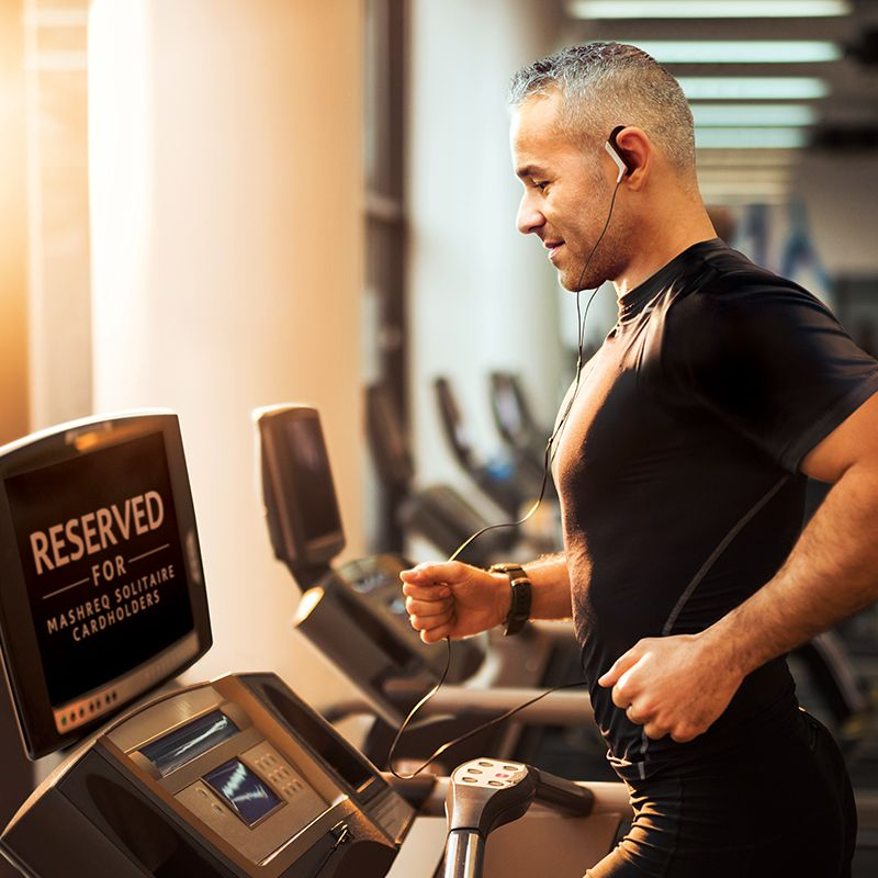 Enjoy complimentary entry to all Fitness First centres in the UAE. Stay in great shape with Mashreq Solitaire. bit.ly/MashSolTW T&C apply. استمتعوا بدخول مجاني إلى جميع مراكز Fitness First في دولة الإمارات. حافظوا على رشاقتكم مع المشرق سوليتير. bit.ly/MashSolTW  تطبق الشروط والأحكام.