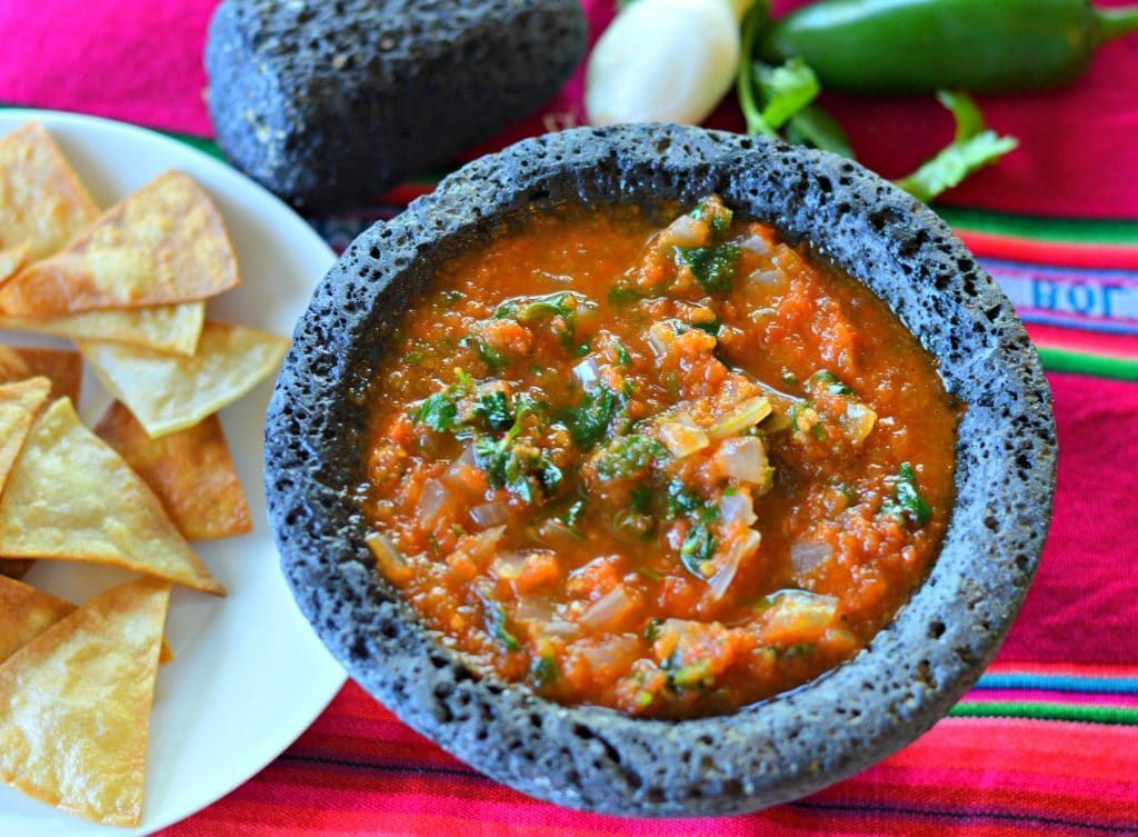 Salsa Roja Recipe - Better than restaurant salsa roja Salsa Recipe - Authentic Mexican Salsa Roja made with fresh ingredients is a perfect appetizer or snack to enjoy this summer. #authenticmexicansalsa #ingredients #restaurant #appetizer #authentic #mexican #perfect #summer #recipe #better #enjoy #snack #salsa #fresh #roja #withSalsa Roja Recipe - Better than restaurant salsa roja Salsa Recipe - Authentic Mexican Salsa Roja made with fresh ingredients is a perfect appetizer or snack to enjoy th #authenticmexicansalsa